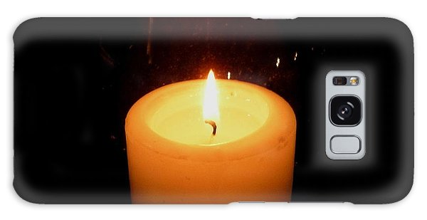 Candlelight Moments Galaxy Case