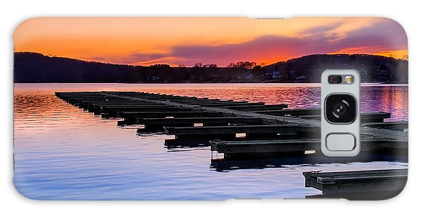 Candlewood Lake Galaxy Case