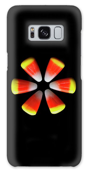 Candy Corn Galaxy Case