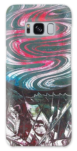 Candy Store Galaxy Case