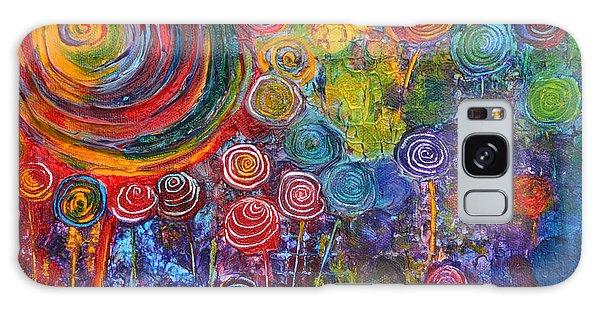 Candyland Galaxy Case