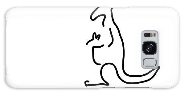 Cangarooh Kaenguru Bag Baby Galaxy Case