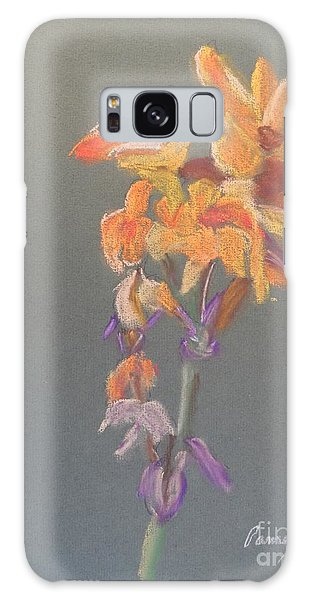 Canna Galaxy Case by Pamela  Meredith