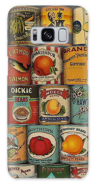 Canned Galaxy Case