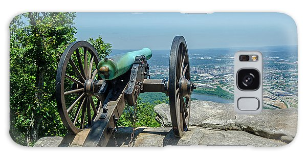 Cannon At Point Park Galaxy Case