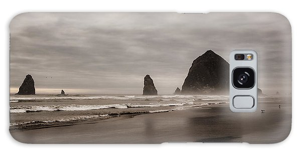 Cannon Beach Needles Galaxy Case