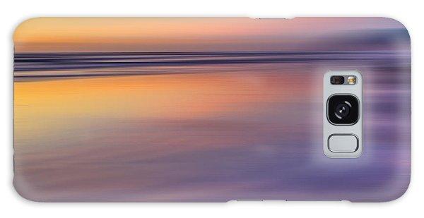 Cannon Beach Abstract Galaxy Case