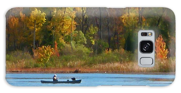 Canoer 2 Galaxy Case by Aimee L Maher Photography and Art Visit ALMGallerydotcom