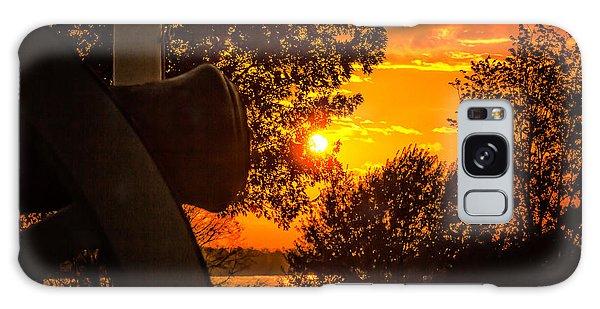 Canon Sunset Galaxy Case
