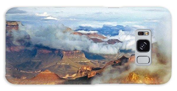 Canyon Clouds Galaxy Case