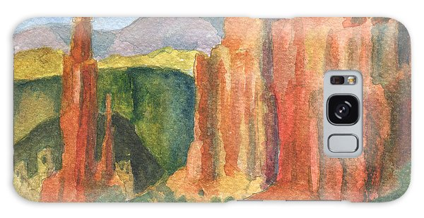 Canyon De Chelly Fantasy Galaxy Case