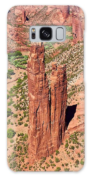Canyon De Chelly Towers Galaxy Case