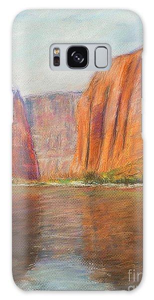 Canyon River Passage Galaxy Case