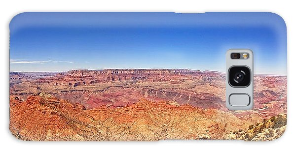 Canyon View Galaxy Case by Dave Files