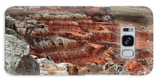 Canyon Walls Galaxy Case by Farol Tomson