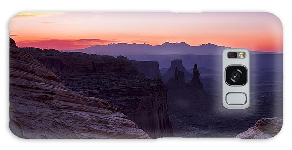 Canyonlands Sunrise Galaxy Case
