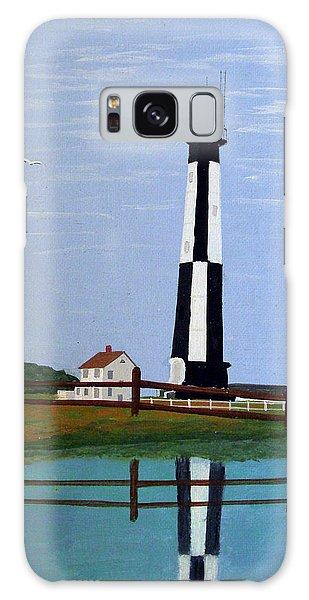 Caoe Henry Lighthouse Galaxy Case