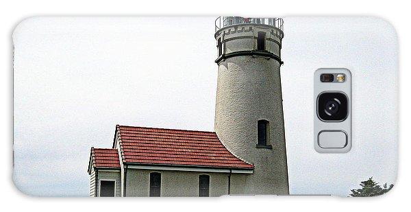 Cape Blanco Lighthouse Galaxy Case