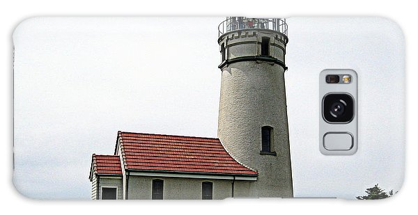 Cape Blanco Lighthouse Galaxy Case
