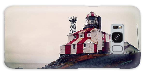 Cape Bonavista Lighthouse Galaxy Case