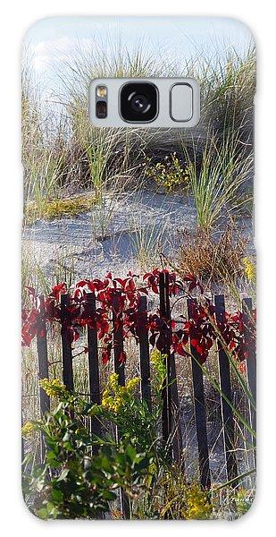 Cape Charles Autumn Galaxy Case by Tannis  Baldwin