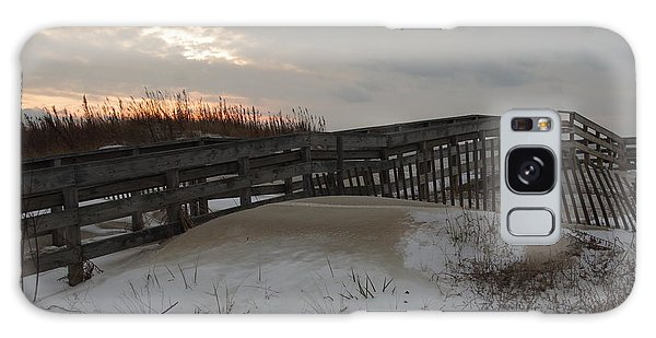 Cape Charles Winter Galaxy Case