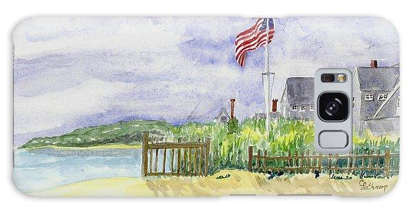 Massachusetts -cape Cod Cottages Galaxy Case