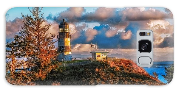 Cape Disappointment Light House Galaxy Case