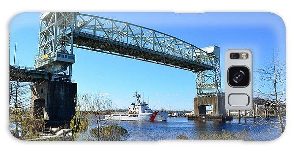 Cape Fear Draw Bridge  Galaxy Case