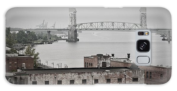 Cape Fear River - Photography By Jo Ann Tomaselli Galaxy Case