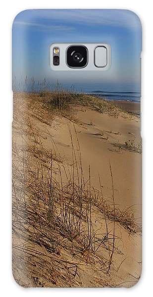 Cape Hatteras Dunes-outer Banks North Carolina Galaxy Case