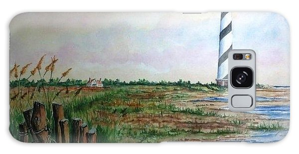Cape Hatteras Light Station Galaxy Case