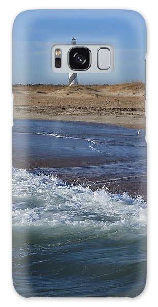 Cape Hatteras Lighthouse Nc Galaxy Case by Mountains to the Sea Photo