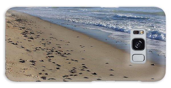 Cape Hatteras - Mermaid's Purse Laiden Beach Galaxy Case