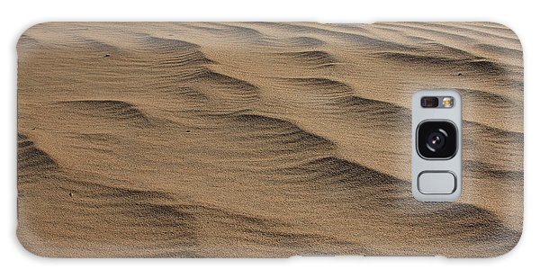 Cape Hatteras Ripples In The Sand-north Carolina Galaxy Case by Mountains to the Sea Photo