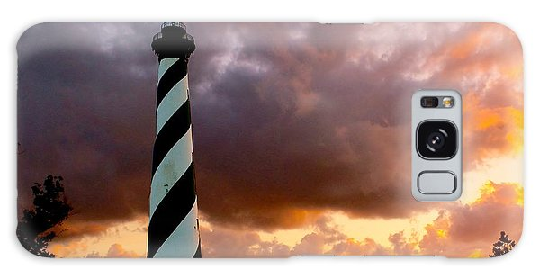 Cape Hatteras Sunset Galaxy Case