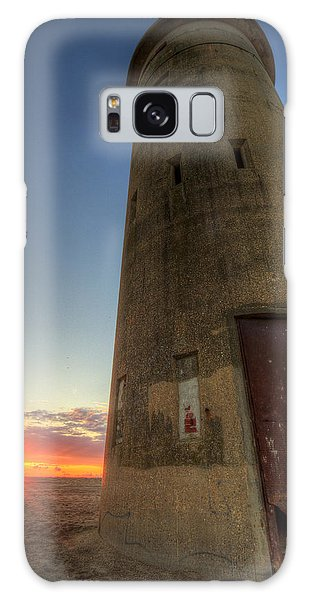 Cape Henlopen Tower Galaxy Case