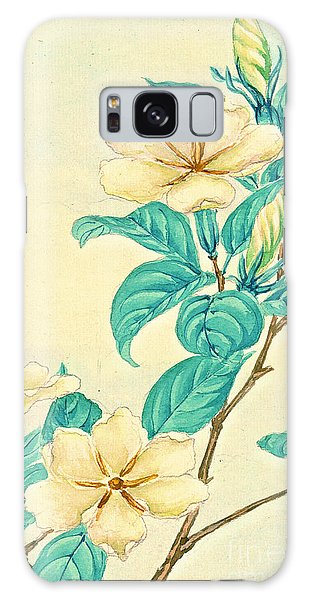 Cape Jasmine 1870 Galaxy Case