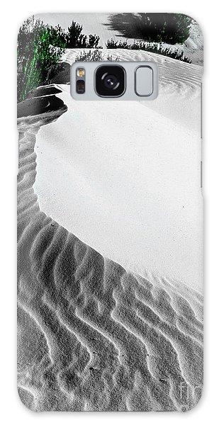 Cape Le Grande Sand Dune Galaxy Case