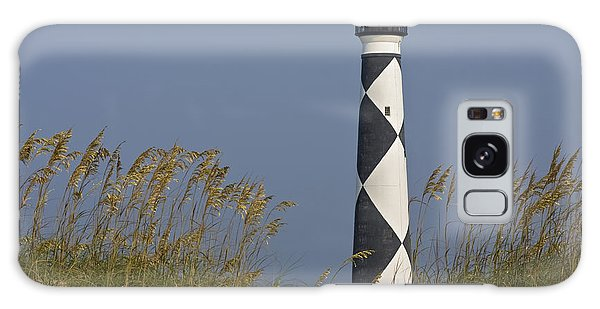 Cape Lookout Lighthouse Galaxy Case