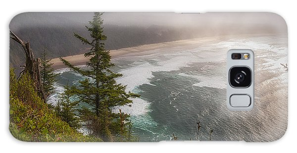 Cape Lookout Vista Galaxy Case