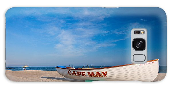 Galaxy Case featuring the photograph Cape May by Brad Brizek