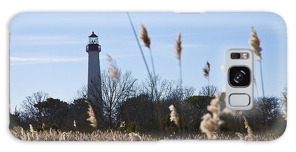 Cape May Light Galaxy Case