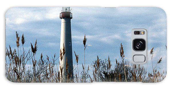 Cape May Light Galaxy Case by Skip Willits