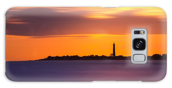 Cape May Galaxy Case - Cape May Lighthouse Long Exposure by Michael Ver Sprill