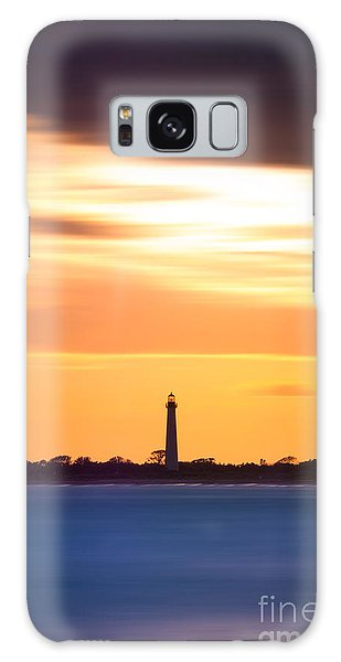 Cape May Galaxy Case - Cape May Lighthouse Vertical Version 2 by Michael Ver Sprill