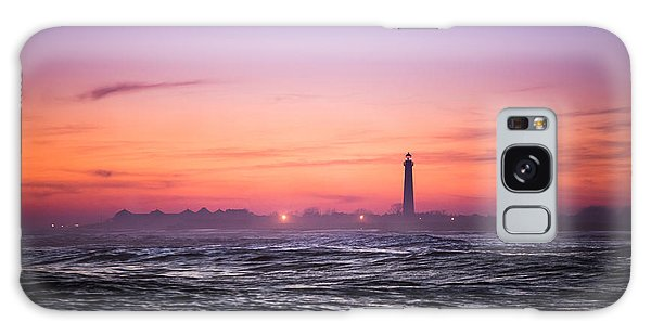 Cape May Galaxy Case - Cape May Sunset by Michael Ver Sprill
