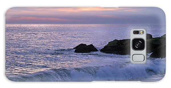 Cape May Sunset Galaxy Case