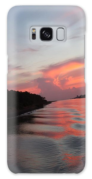 Cape May Twilight Galaxy Case by Vadim Levin