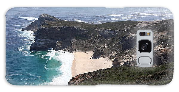 Cape Of Good Hope Coastline - South Africa Galaxy Case
